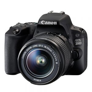 Canon EOS 200D Digital SLR Camera