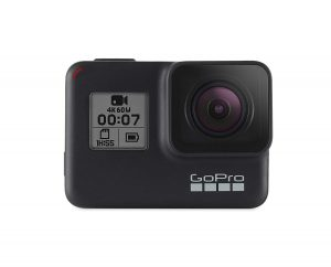 GoPro HERO7 Black Waterproof Digital Action Camera
