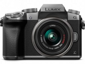 Panasonic Lumix 4K Mirrorless Camera
