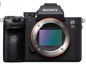 Sony A7 III Full Frame Mirrorless Camera