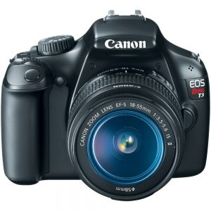 Canon EOS Rebel T3 Camera