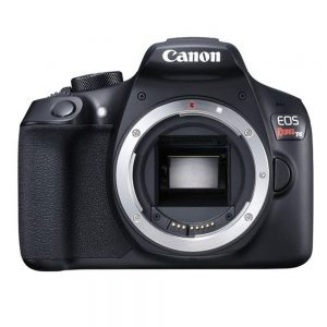 Canon EOS Rebel T6 Camera