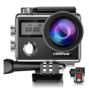 Campark X20 4K 20MP Action Camera