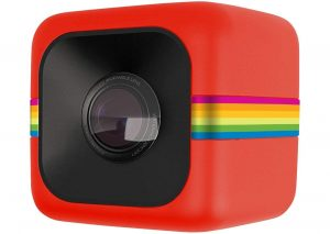 Polaroid Cube Act II HD 1080P Mountable Weather-Resistant Lifestyle Action Video Camera
