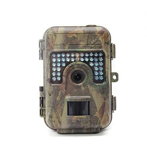 """Trail Shot 2019 Advanced Trail Camera 16MP 1080p (high Definition) Hunting Camera for Deer, IP66 Waterproof Game Camera Night Vision Motion Sensor Camera (Wide Angle View) 2.4"""" LCD Color Display"""