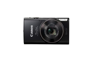 Canon PowerShot ELPH 360 Digital Camera w 12x Optical Zoom and Image Stabilization - Wi-Fi NFC Enabled