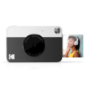 Kodak Printomatic Digital Black Instant Print Camera