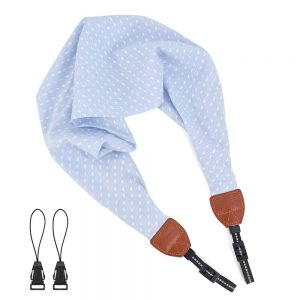 Lifemate Scarf Camera Strap for Women