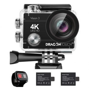 Dragon Touch Vision 3 Action Cam