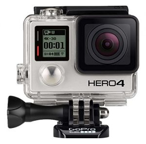GoPro Hero 4, Black