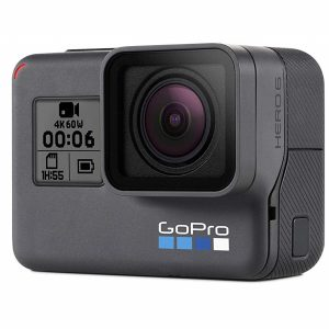 GoPro Hero 6, Black