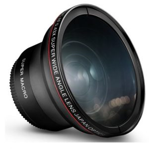 52mm 0.43x Altura Photo Professional Wide Angle Lens