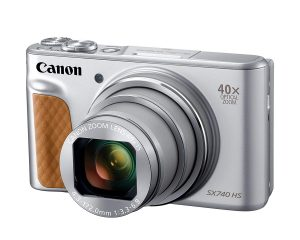 Canon Power Shot Digital Camera With Optical Zoom