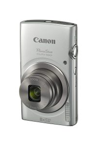 Canon Power Shot ELPH 180 Digital Camera With Image Stabilization