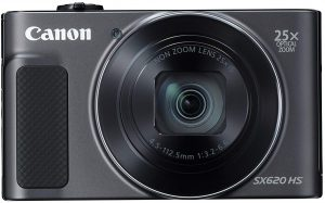 Canon Power Shot SX620 Digital Camera- WIFI Enabled