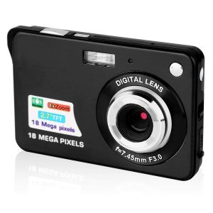 Digital Camera,2.7 Inch HD Camera for Backpacking Rechargeable Mini Camera