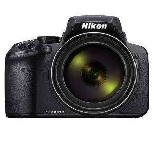 Nikon Coolpix P900 Digital Camera Black