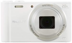 Sony DSCWX350 18MP Digital Camera