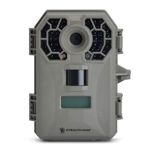 Stealth Cam G42ng No-glow Trail Game Camera, Fast Trigger Speed With Burst Mode