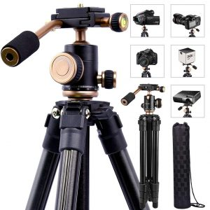 YoTilon DSLR Travel Tripod
