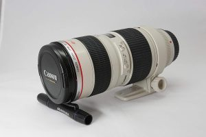 Canon 70-200mm F 2.8 Is II