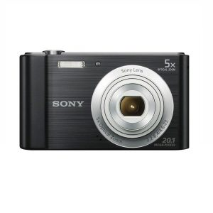 Sony DSCW800 B 20.1 MP Digital Camera Best Digital Camera Under $100