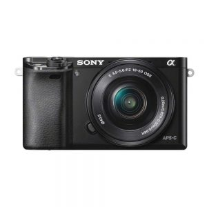Sony Alpha A6000 Best Point And Shoot Cameras under $500