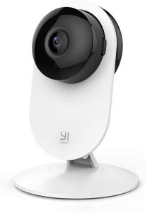 Yi Indoor Camera with Night Vision