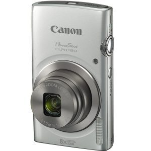 Canon Power Shot ELPH 180 Best Point And Shoot Cameras Under $200
