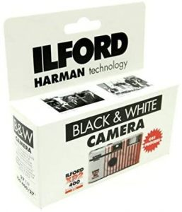 Ilford XP2 Super Single Use Camera
