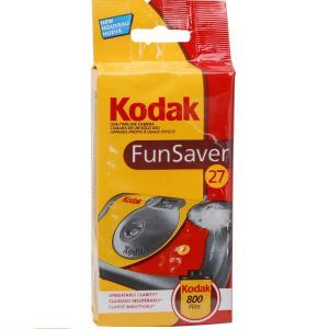 Kodak FunSaver Best Disposable Camera