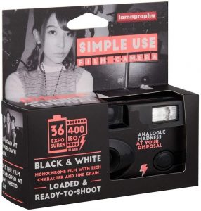 Lomography SUC100BW Disposable Camera