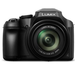 Panasonic Lumix FZ80 4K Best DSLR Camera Under $300