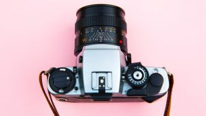 compact camera for travel