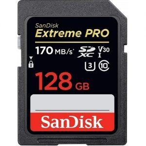 SanDisk 128GB Extreme Pro SDSDXXY-128G-GN4IN