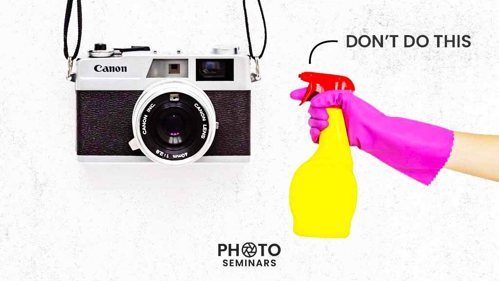 How To Clean A Camera Mirror