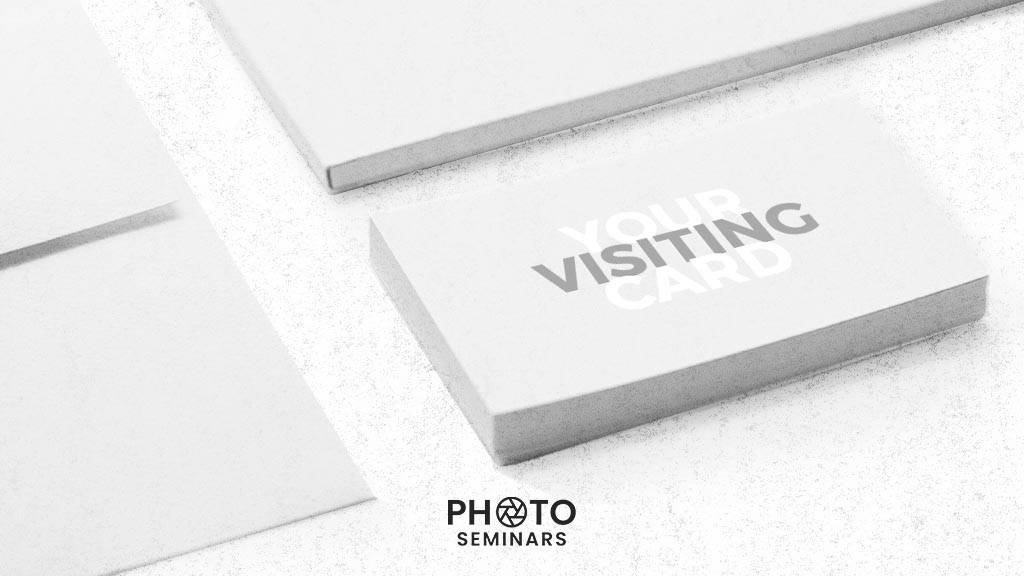 Photography Business Cards Ideas